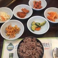 Photo taken at LA Yimone Korean Restaurant by Natalia C. on 9/8/2017