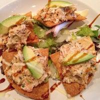Photo taken at California Roll & Sushi Fish by Natalia C. on 4/3/2014