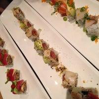 Photo taken at California Roll & Sushi Fish by Natalia C. on 1/8/2014