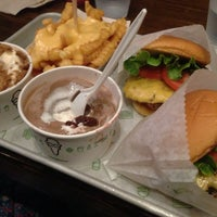 Photo taken at Shake Shack by Cliff P. on 6/3/2013