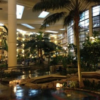Photo taken at Embassy Suites by Hilton Phoenix Biltmore by Karyn V on 6/2/2013