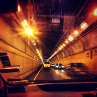 Photo taken at Mt Victoria Tunnel by Craig C. on 2/6/2013
