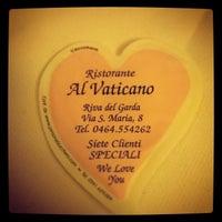 Foto scattata a Al Vaticano da Gian Luca M. il 5/9/2014