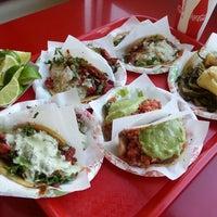 Photo taken at Tacos El Gordo De Tijuana by Stephanie C. on 6/5/2013