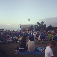 Photo taken at La Jolla Concerts by the Sea by Stephanie C. on 8/6/2015
