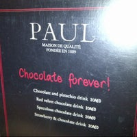 Photo taken at Paul Cafe by AAA on 10/20/2012