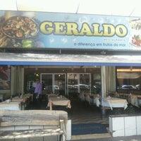 Photo taken at Geraldo Restaurante by Henrique J. on 1/8/2013