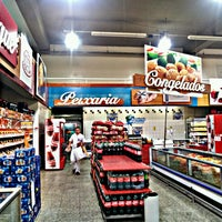 Photo taken at Carrossel Supermercados by Henrique J. on 6/12/2013