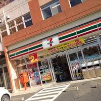 Photo taken at 7-Eleven by Shuya @. on 4/8/2014