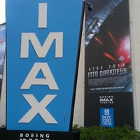 Photo taken at Boeing IMAX Theater by James A. on 5/17/2013