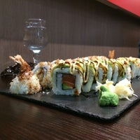 Photo taken at C'Roll Sushi by Almog T. on 7/15/2016
