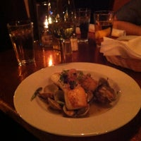 Photo taken at Trattoria Stella by Kate G. on 1/29/2015