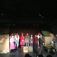 Photo taken at 해오름 소극장 by Eunju P. on 12/18/2012