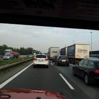 Photo taken at A4 - Barriera Milano Ghisolfa by Stefano L. on 10/5/2012