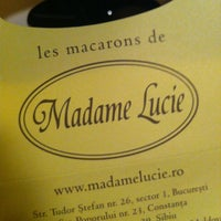 Photo taken at Madame Lucie by Sandra R. on 3/2/2013