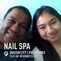 Photo taken at Nail Spa by Mhel G. on 12/22/2013