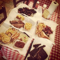 Photo taken at John Brown Smokehouse by Ben G. on 6/15/2013