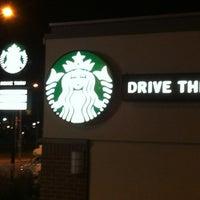 Photo taken at Starbucks by Jason M. on 10/7/2012