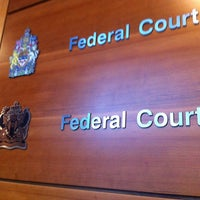 Photo taken at Federal Court of Canada by Jason M. on 2/28/2013