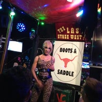 Photo taken at Boots & Saddle by Peter S. on 10/20/2012