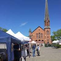 Photo taken at Hudson Farmers Market by Peter S. on 5/20/2017