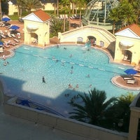Photo taken at Parc Soleil by Hilton Grand Vacations by Brenda P. on 6/19/2013