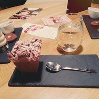 Photo taken at Chocolat by Catalina S. on 2/6/2015
