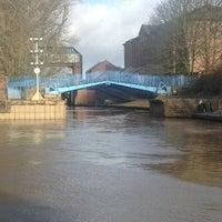 Photo taken at Blue Bridge by David D. on 1/27/2013