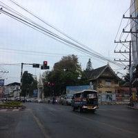 Photo taken at สี่แยกสตรี by Jittakorn J. on 2/6/2013
