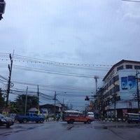 Photo taken at Saeng Phet Intersection by Jittakorn J. on 12/14/2012