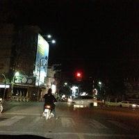 Photo taken at สี่แยกสตรี by Jittakorn J. on 1/7/2013