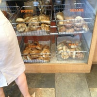 Photo taken at Hot Bagels Abroad by Denyse D. on 6/29/2013