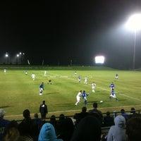 Photo taken at Corbett Soccer Stadium by Paul L. on 11/16/2012