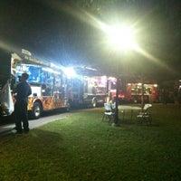 Photo taken at Cedars Food Park by Allison D. on 11/3/2012