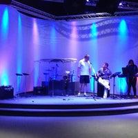 Photo taken at Living Faith Church by Alissa J. on 9/12/2013