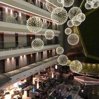 2/10/2018 tarihinde Neşe A.ziyaretçi tarafından DoubleTree by Hilton Hotel Istanbul - Piyalepasa'de çekilen fotoğraf