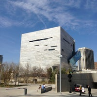Photo taken at Perot Museum of Nature and Science by TexasTwittHR on 3/16/2013