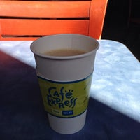 Photo taken at Cafe Express by TexasTwittHR on 11/30/2014