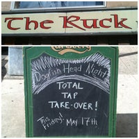 Photo taken at The Ruck by ned a. on 5/18/2013