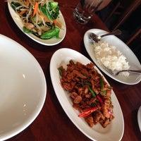 Photo taken at Bangkok Restaurant by Zakuro on 7/18/2014