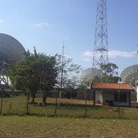 Photo taken at Estacion Terrena Aregua_ COPACO by Daniel S. on 8/15/2016