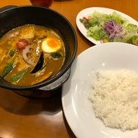 5/2/2018にMichael Y.がスープカレーとカレーの店 天馬 札幌ステラプレイス店で撮った写真