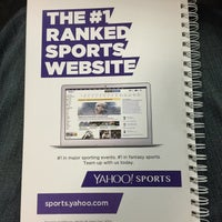 Photo taken at Yahoo! Sports by Jonah H. on 4/9/2015