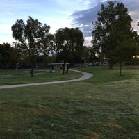 Photo taken at Glenn M Anderson Park by Jonah H. on 10/29/2016