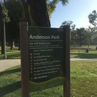 Photo taken at Glenn M Anderson Park by Jonah H. on 7/25/2016