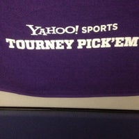 Photo taken at Yahoo! Sports by Jonah H. on 3/24/2014