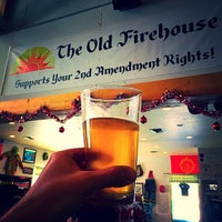 Photo taken at The Old Firehouse by Mark P. on 1/1/2016