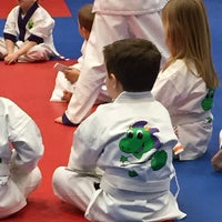 Photo taken at American Kenpo Karate by Mark P. on 1/21/2015
