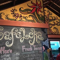 Photo taken at Cafe Loka by Cherry S. on 3/6/2017