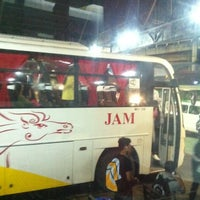 Photo taken at JAM Liner Bus Terminal by Marga D. on 10/31/2012